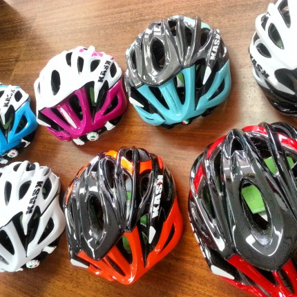 Loving all the colour options available in the Kask Mojito helmets.